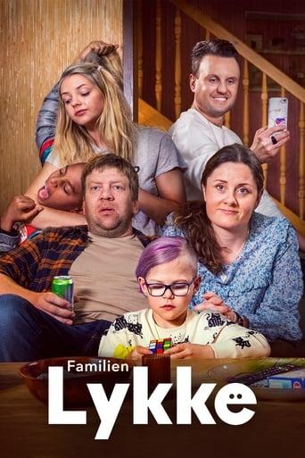 Poster of Familien lykke