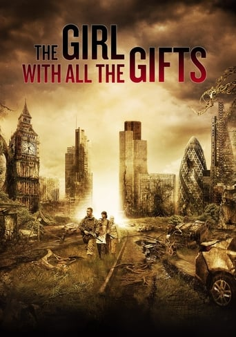 Filmposter von The Girl with All the Gifts