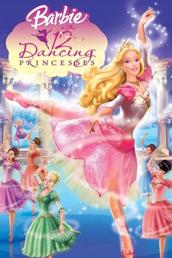 Poster of Barbie in The 12 Dancing Princesses
