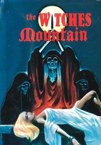 Poster of The Witches Mountain