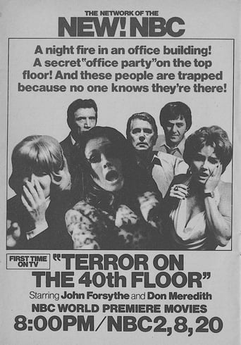 Poster of Terror on the 40th Floor