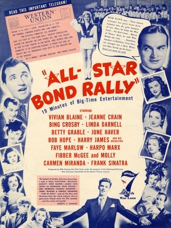Poster of The All-Star Bond Rally