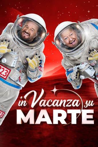 Poster of On Vacation on Mars
