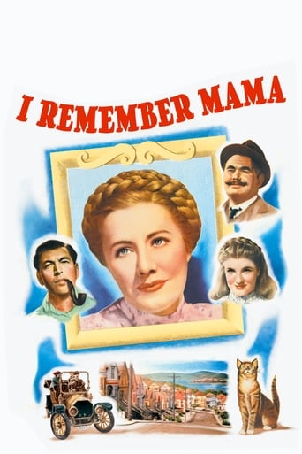Poster of I Remember Mama