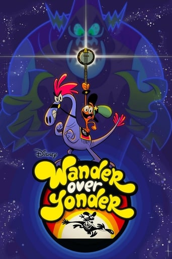 Poster of Wander Over Yonder