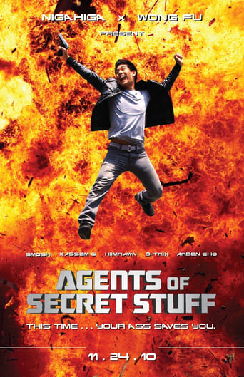 Poster of Agents of Secret Stuff