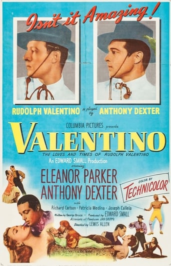Poster of Valentino