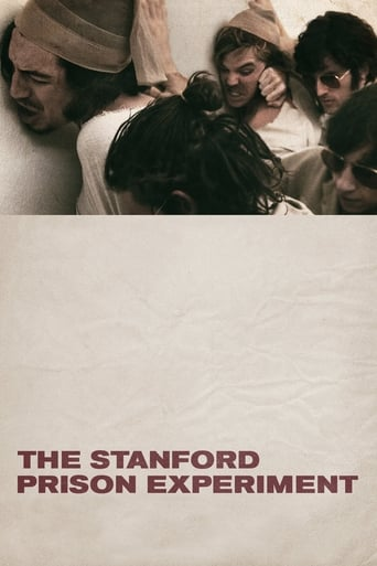 Poster of The Stanford Prison Experiment