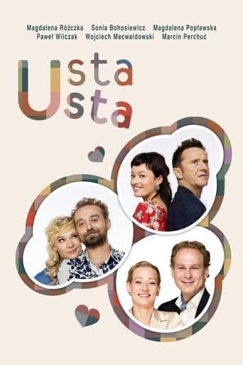 Poster of Usta Usta