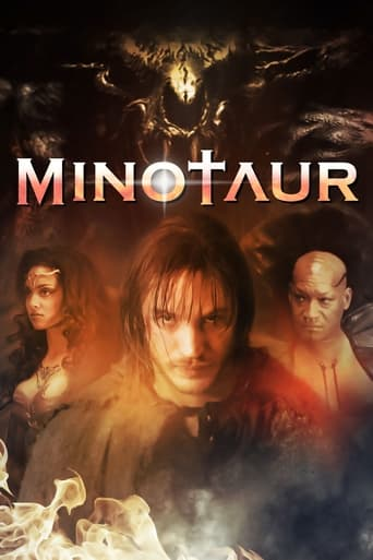 Poster of Minotaur