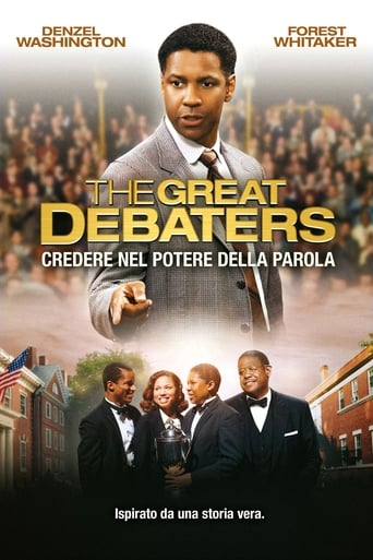 Poster of The Great Debaters - Il potere della parola