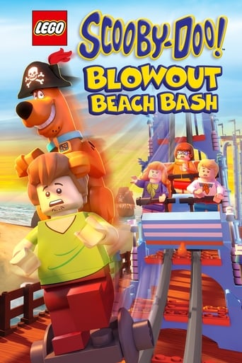 Poster of LEGO Scooby-Doo! Blowout Beach Bash