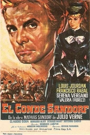 Poster of Mathias Sandorf
