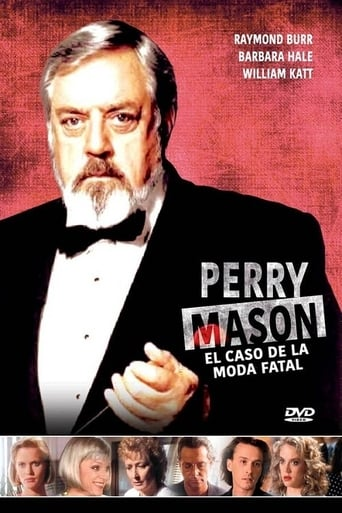 Poster of Perry Mason: The Case of the Fatal Fashion
