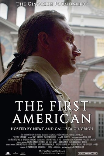 Poster of The First American