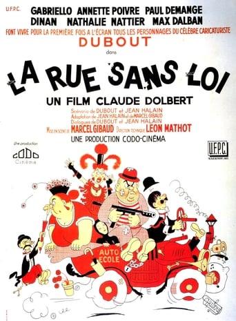 Poster of La rue sans loi