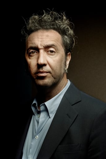 Image of Paolo Sorrentino
