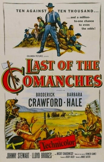 ArrayLast of the Comanches