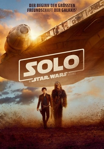 Poster of Solo - A Star Wars Story