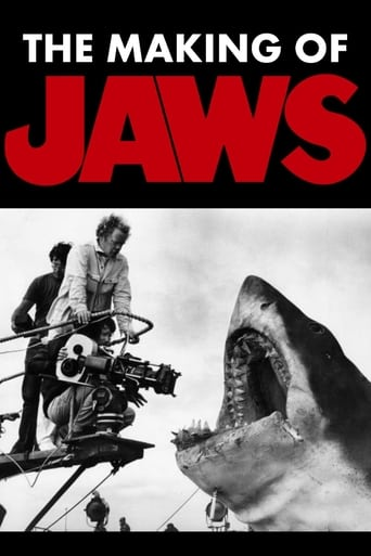 Poster of The Making of Jaws