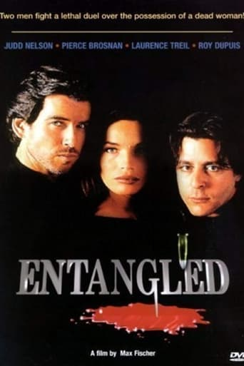 Poster of Entangled