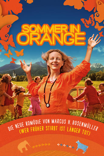 Filmplakat von Sommer in Orange