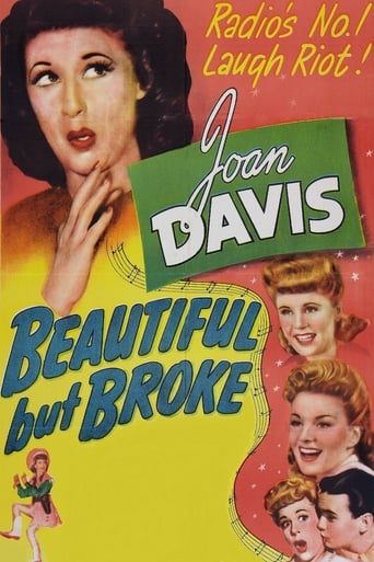 Poster of Beautiful But Broke