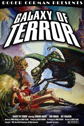 Poster of Galaxy of Terror