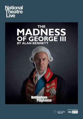Poster of National Theatre Live: The Madness of George III