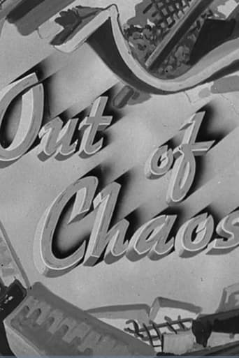 Poster of Out of Chaos