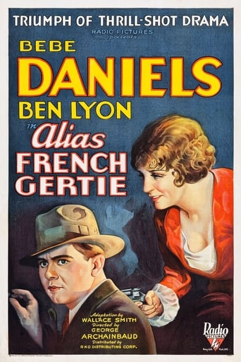 Poster of Alias French Gertie