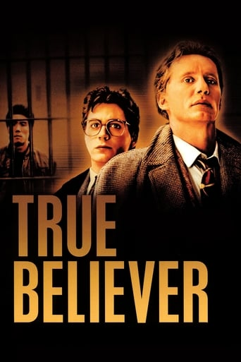 Poster of True Believer