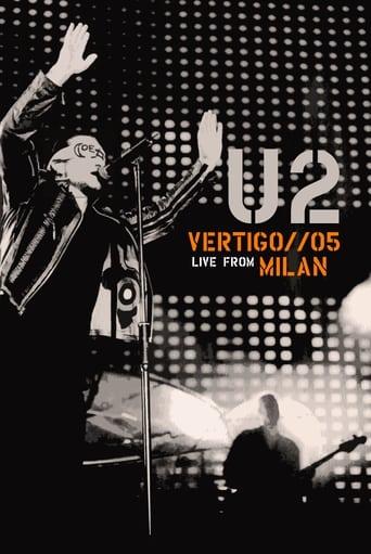 Poster of U2: Vertigo 05 - Live from Milan