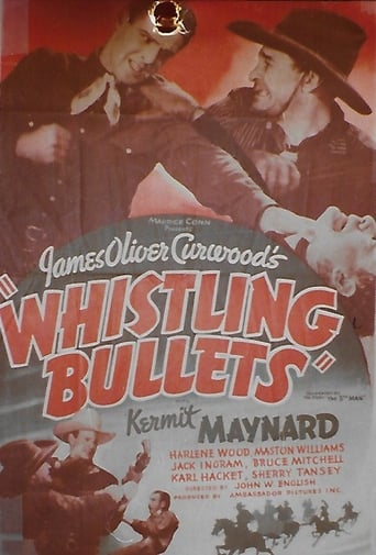 Poster of Whistling Bullets