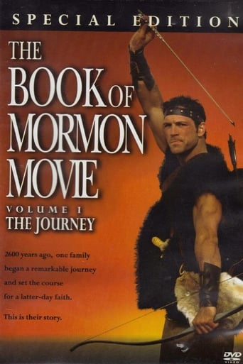 Poster of The Book of Mormon Movie, Volume 1: The Journey