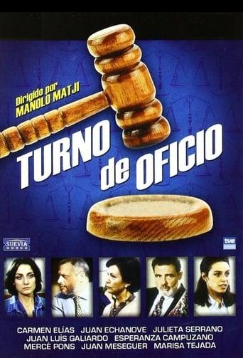 Poster of Turno de Oficio
