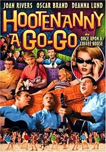 Poster of Hootenanny a Go-Go