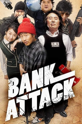 Poster of Bank Attack