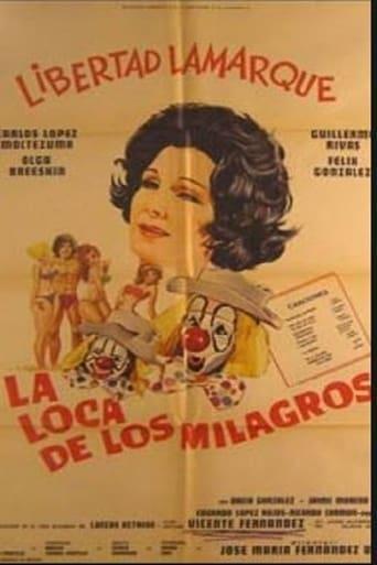 Poster of La loca de los milagros