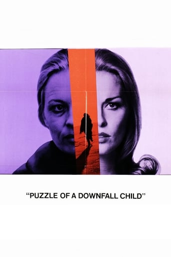 Poster of Puzzle of a Downfall Child