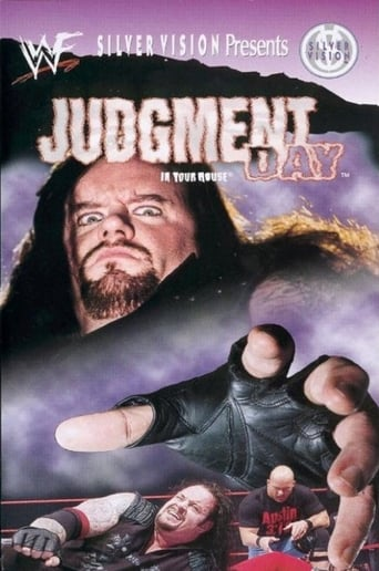 Poster of WWE Judgment Day: In Your House