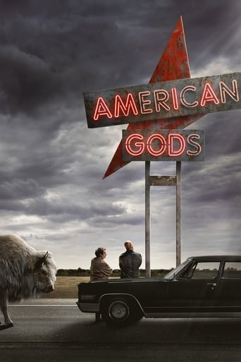 How old was everyone in American Gods