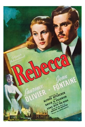 Poster of Rebecca