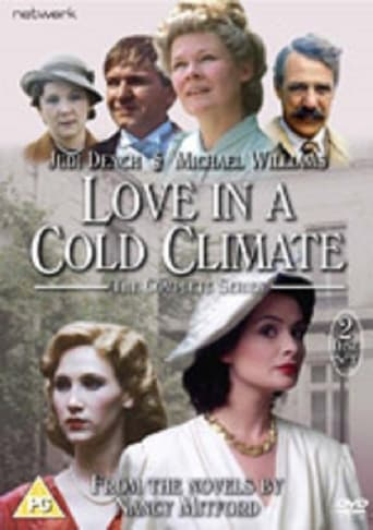 Filmposter von Love in a Cold Climate