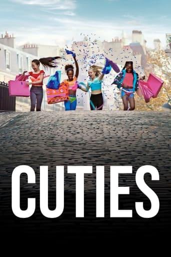 Poster of Cuties