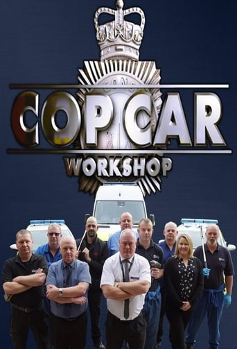 Play Cop Car Workshop