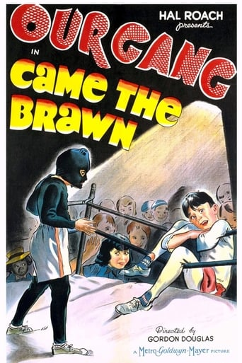 Poster of Came the Brawn