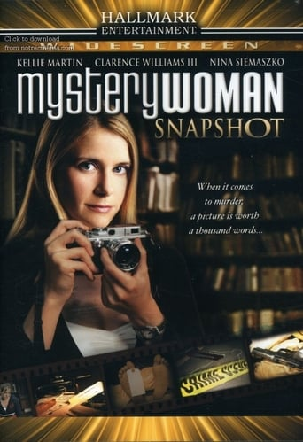 Poster of Mystery Woman: Snapshot