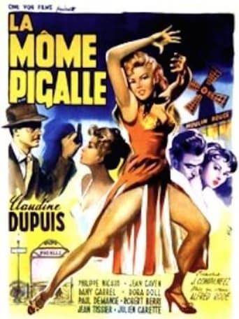 Poster of La môme Pigalle