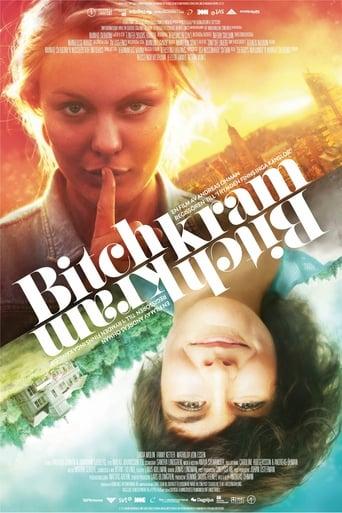 Bitchkram - filmaffisch